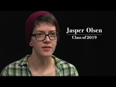 Spiritual Lives at Lawrence: Jasper Olsen