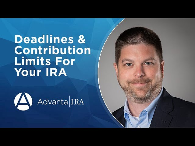 Year-End Tax-Savings Strategies:  Deadlines and Contribution Limits for Your IRA
