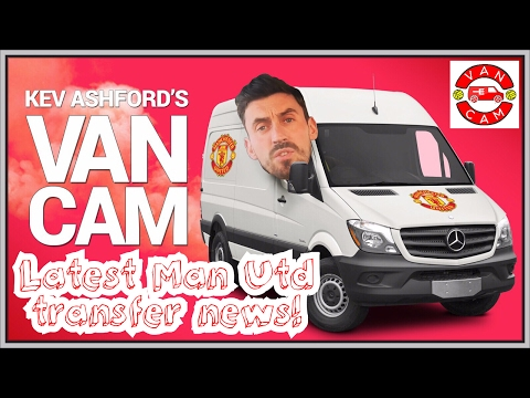 VanCam™: Man Utd transfer news | Álvaro Morata for £78m? | De Gae set to stay? | Fellaini Watch