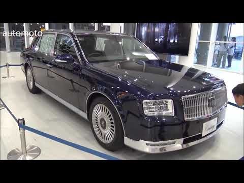 The New TOYOTA CENTURY 2020