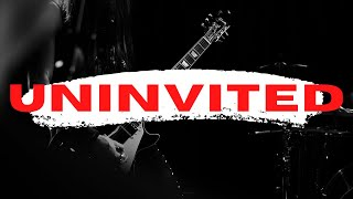 Uninvited | Alanis Morissette Outro Guitar Solo Collaboration