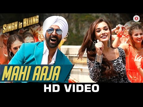 Mahi Aaja Video Song - Singh Is Bliing