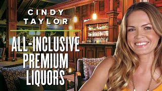 All-Inclusive Unlimited Premium Liquors at Sandals Resorts ft. Cindy Taylor