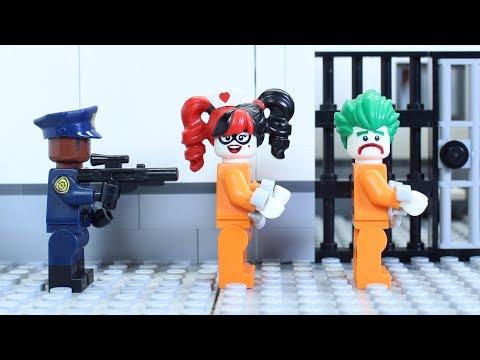 LEGO BATMAN PRISON BREAK FAIL