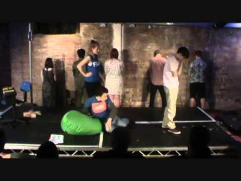 'GOD HELMET' - LIVE FROM BRIGHTON FRINGE FESTIVAL