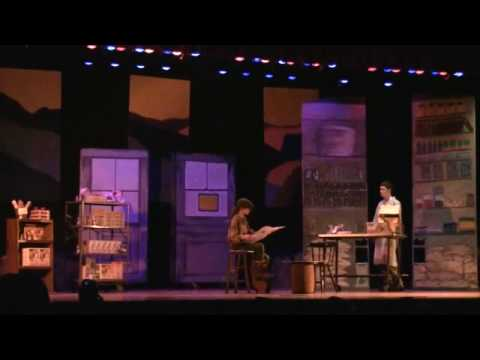 Stoneham Middle School Drama Club - Randsom of Red Chief Part 2 of 3