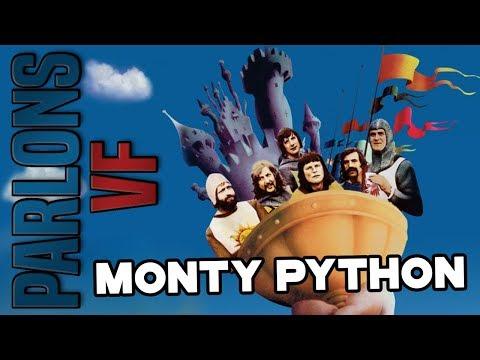 FRENCH DUB - MONTY PYTHON