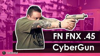 FN FNX .45 - CYBERGUN - TANIEMILITARIA.PL