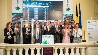 Listing of Ontex on Euronext Brussels
