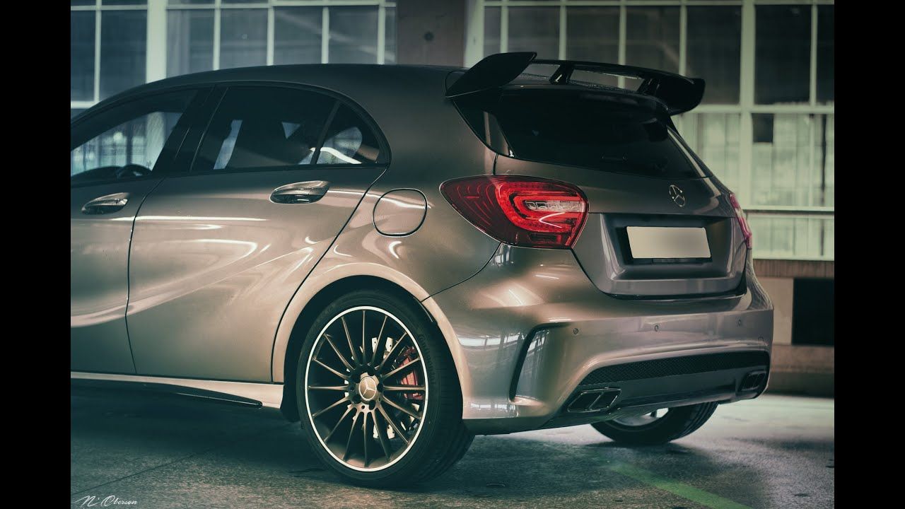 Best mercedes benz a45 amg exhaust sound youtube for What is the fastest mercedes benz car