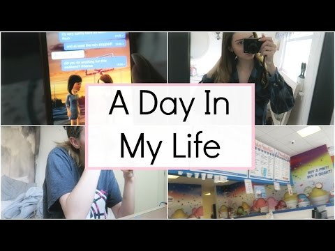 A Day In My Life: My Everyday Routine Before & After School || BeautyChickee