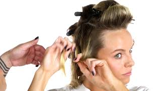 How to Naturally Style Straight Hair - Hair Tutorial - Paul Mitchell