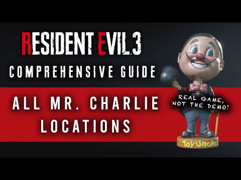 ALL BOBBLEHEAD DOLL LOCATIONS In Resident Evil 3 Remake   SPOILERS