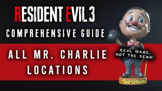 ALL BOBBLEHEAD DOLL LOCATIONS In Resident Evil 3 Remake | SPOILERS
