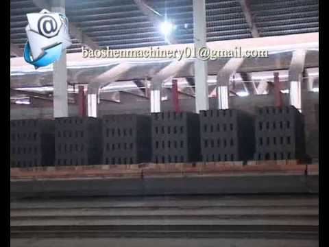 Best Clay Brick Factory With Robot Stacking Machine,tunnel Kiln Car(email To Brick9413@sina.com)