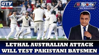 Lethal Australian Attack Will Test Pakistani Batsmen | G Sports with Waheed Khan 14th November 2019