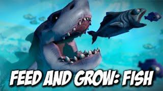 Я монстр - Feed And Grow Fish