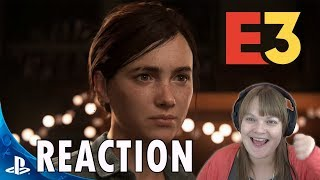 The Last of Us Part 2 Gameplay Demo (Sony E3 2018 Conference)