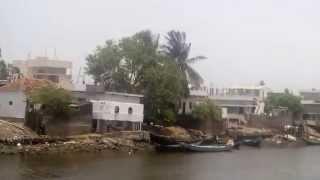 Суровая Индия Какинада, прибыти в порт   жду агентов