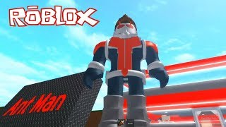 Roblox Ant Man Super Hero Tycoon ! || Roblox Gameplay || Konas2002