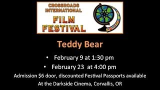 Feb. 9: Crossroads International Film Festival, Corvallis