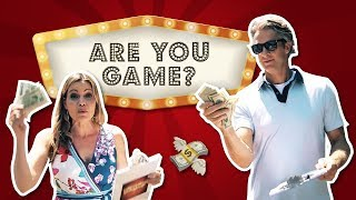 are you game? a surprise game show