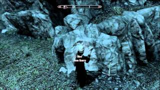 Skyrim - Hearthfire #3 - Mining Stone, Collecting supplies, Expanding House