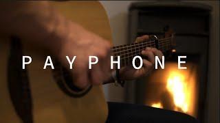 Payphone (Maroon 5) Guitar Fingerstyle Cover Arr. Konstiguitar