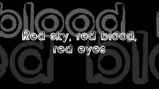 Crematory - Red Sky LYRICS