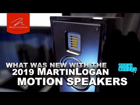 MartinLogan Motion Series Upgrades | Review Follow-Up | Live Stream