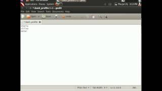 Install GDM in backtrack 5