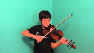 The United States National Anthem on the Violin | Violin Studios