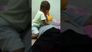 Video Ketika mr.P keinjek anak 😂😂😂 download MP3, 3GP, MP4, WEBM, AVI, FLV Agustus 2018
