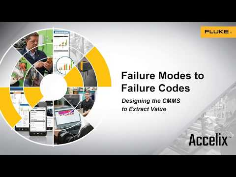 Best Practices Webinar: Failure Modes To Failure Codes