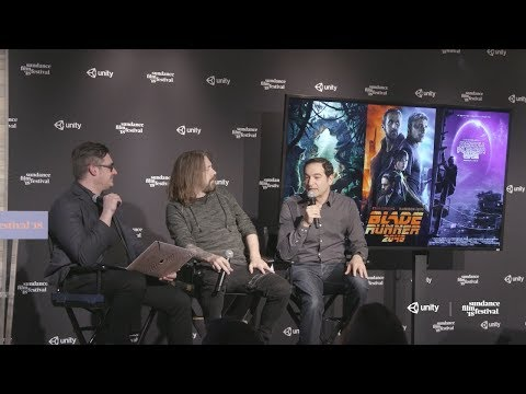 Sundance Film Festival panel - Real-time film production takes center stage (full)