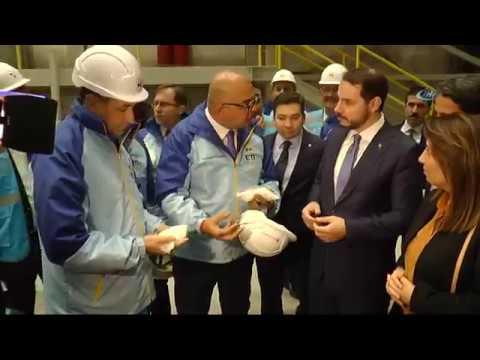 Bakan Albayrak'tan Sürpriz Bor Açıklaması