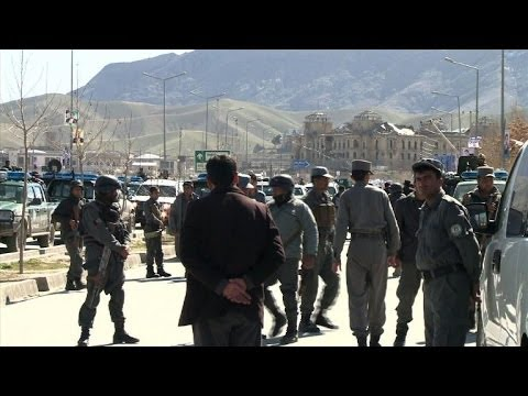 Taliban attack Election Commission office before poll