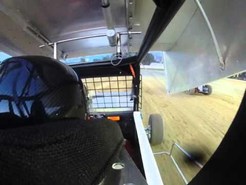 Chris Baumeyer Mini Sprint Heat Race MMSA