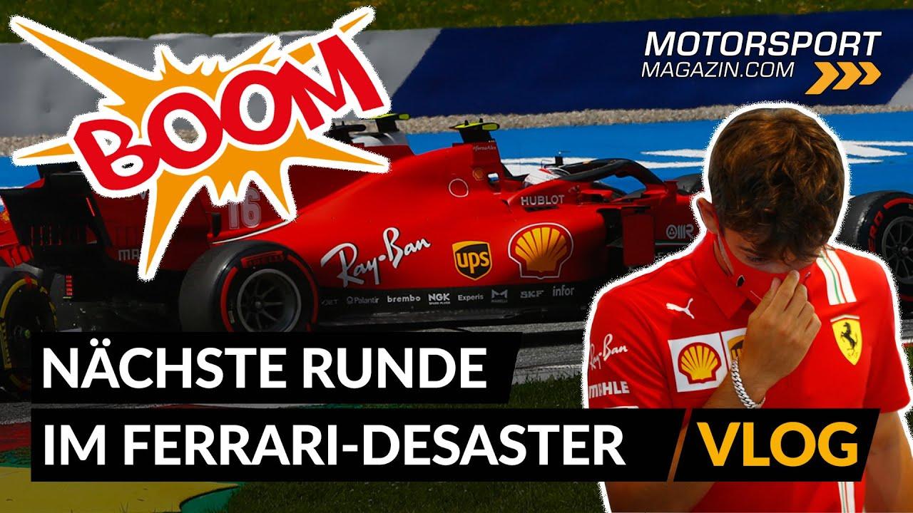 Ferrari-Drama: Warum gab es keine Strafe für Leclerc?