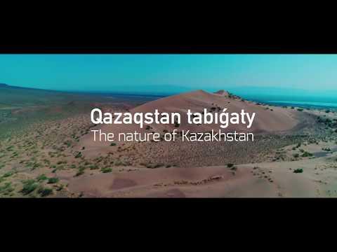Qazaqstan tabıǵaty | Nature of Kazakhstan | Природа Казахстана - droneshot.kz