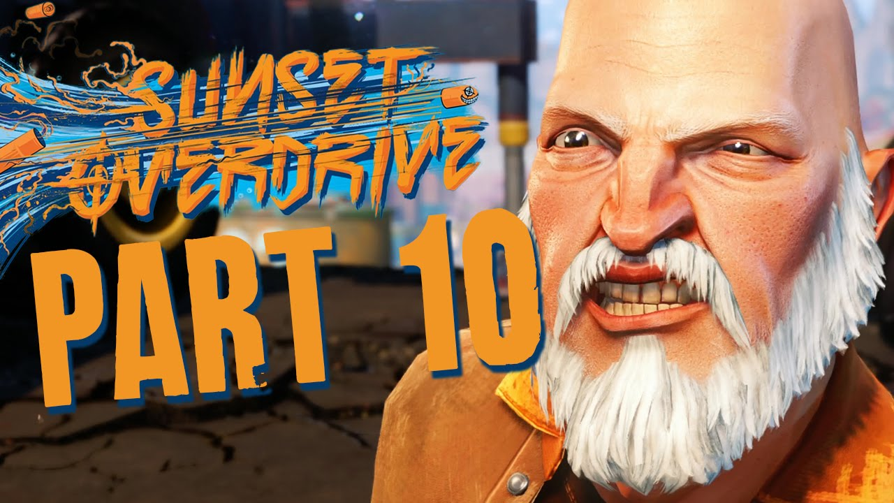 how to get overcharge sunset overdrive