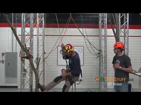 How to Climb SRT with Kevin Bingham - TreeStuff Webinar