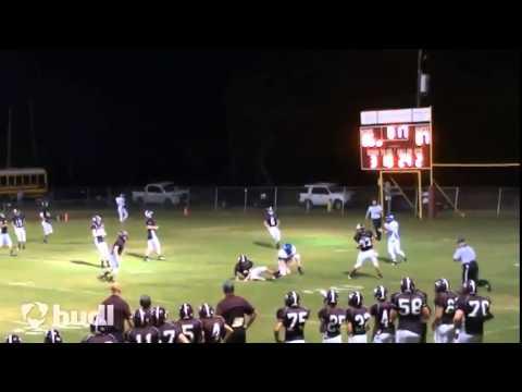Brandon Fisk QB Wolfe City High School