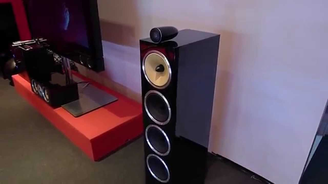 Bowers Wilkens Altavoces B&w Cm10 - Youtube