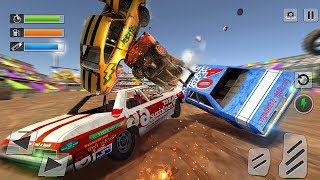 Derby Car Racing Android IOS Gameplay HD - Best Car Games for Kids