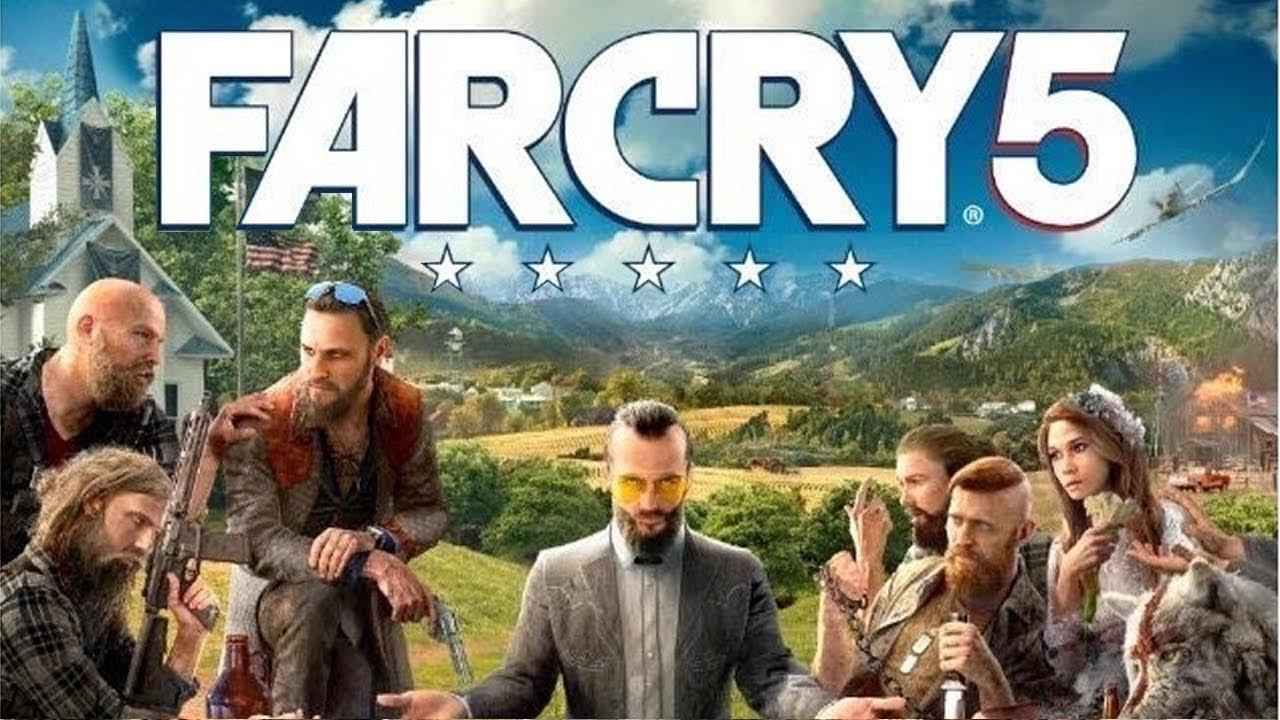 Far Cry 5 - Maratona com Códigos de Jogos no Chat para vocês