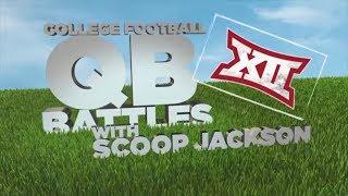 Big 12 QB battles for the 2018 college football season | SportsCenter | ESPN