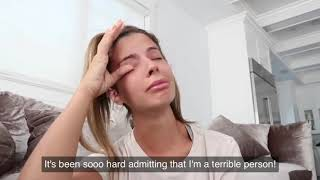 "Laura Lee ""apology"" with closed caption on SUBTITLES"