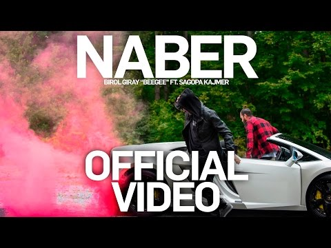 Birol Giray ''BeeGee'' Feat. Sagopa Kajmer-Naber (Official Music Video)