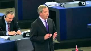 Nigel Farage: Stop playing wargames with Putin